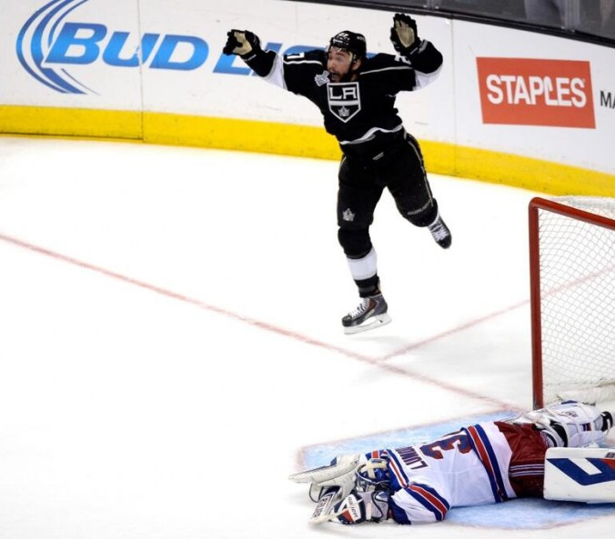 Kings win the Stanley Cup Final over Rangers in Hollywood fashion