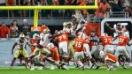 They are calling it The Block at The Rock: FSU 20-UM 19