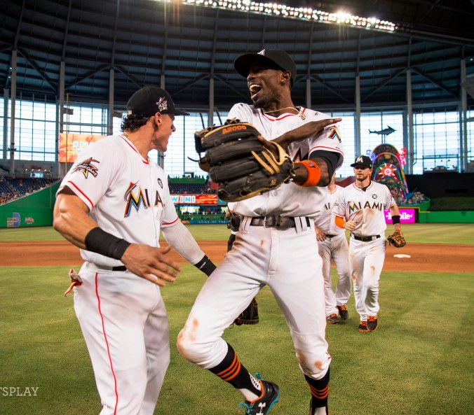 Gone fishing, Miami Marlins are on to something big
