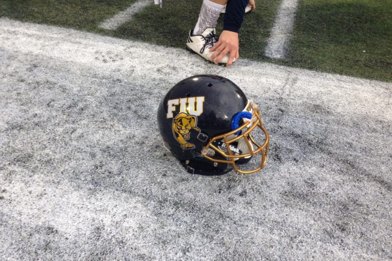 FIU Panthers start fall football camp with school's biggest recruit in program history