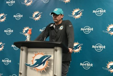 "The Dolphins make me cry, ""Chris get the Yayo!"" Miami needs wins now to move forward"