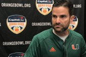 The Perfect Storm, Miami Hurricanes lose to Wisconsin Badgers in the Capital One Orange Bowl