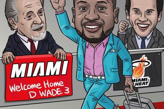 In the Heat of the moment, Wade County, welcome home