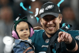 """The Dolphins make me cry, Nick Foles will enjoy """"Philly specials"""" while in Philadelphia"""