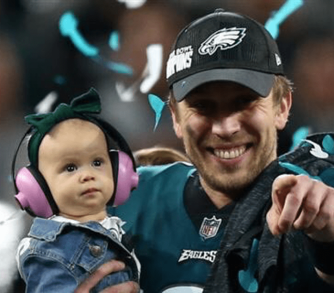 "The Dolphins make me cry, Nick Foles will enjoy ""Philly specials"" while in Philadelphia"
