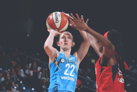Chicago Sky try to break streak against the Washington Mystics