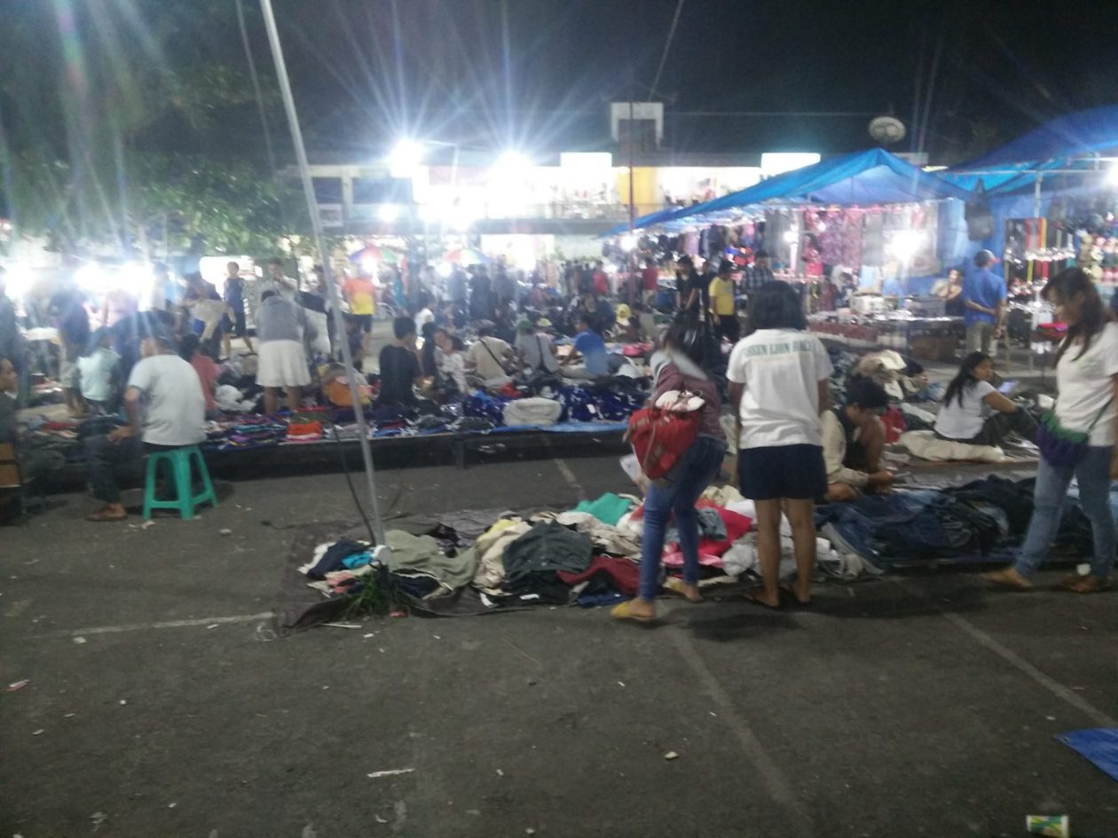 ubud night market bali