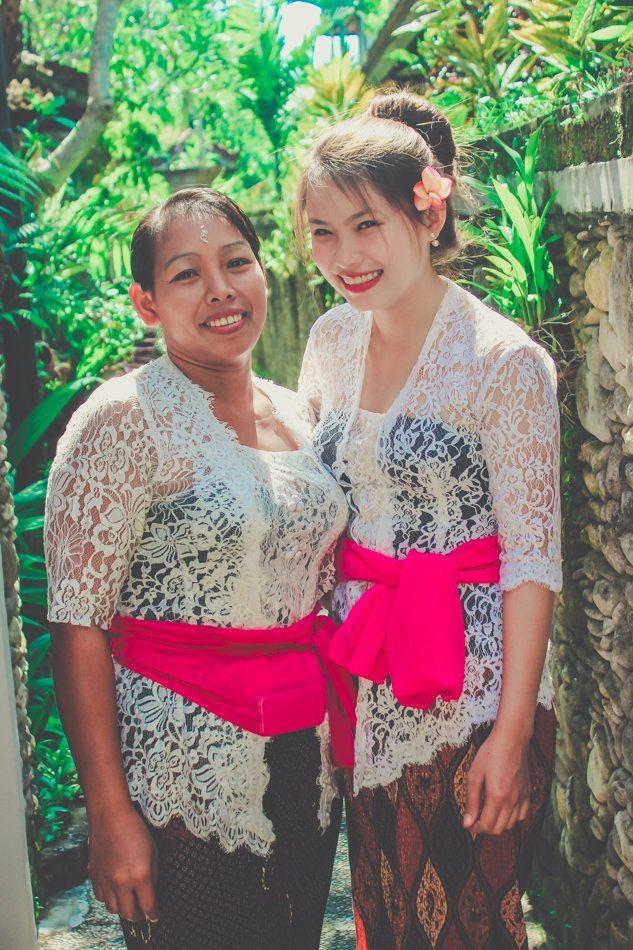 Long Term Living On Bali Hindu Full Moon Ceremony World