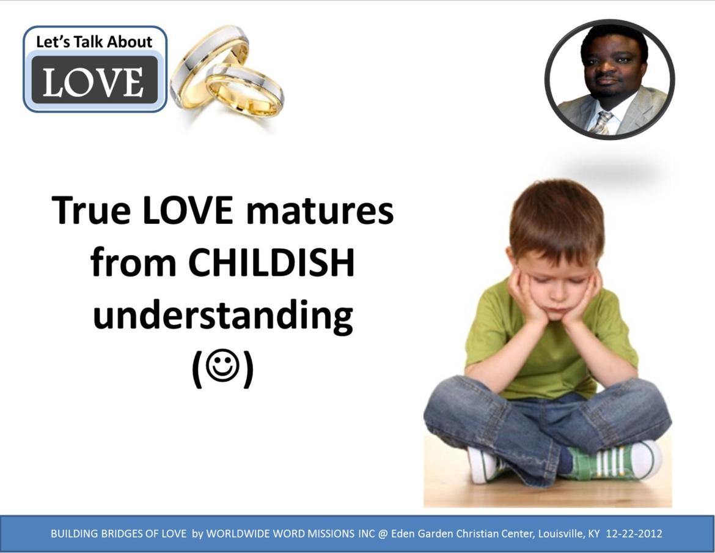 Building bridges of love promo7