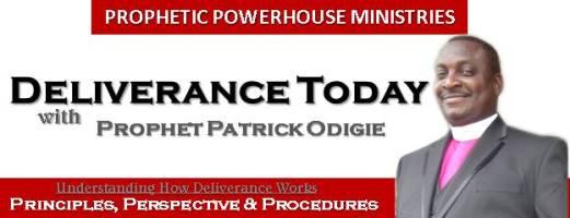Rev Patrick - Deliverance Today
