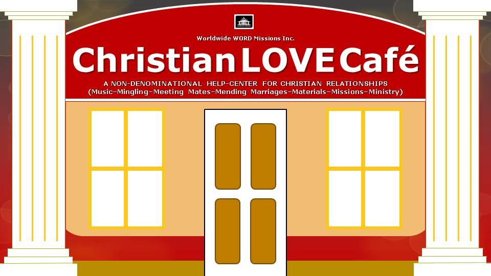 Christian Love Café Logo building 2