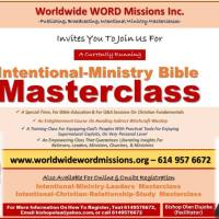 Intentional Ministry Masterclasses