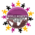 Logo Weltfrauenkonferenz 2016