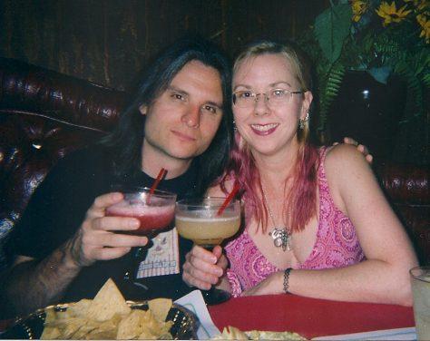 Matt Laug and Gail