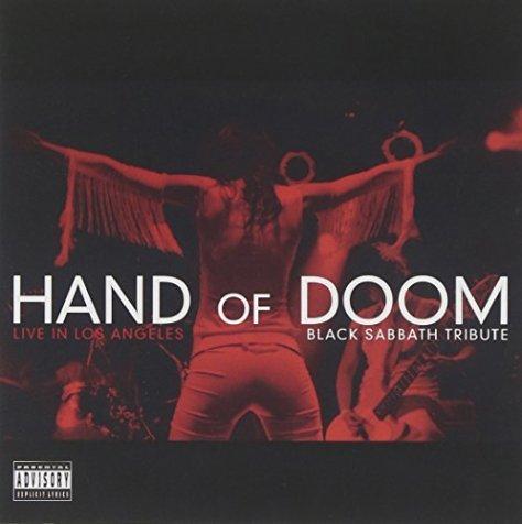 Hand of Doom CD Cover