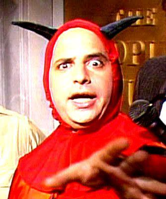 Jon Lovitz as Satan