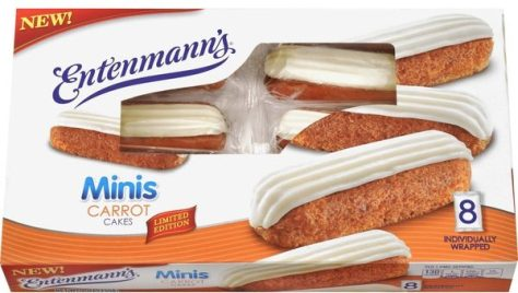Entenmanns Mini Carrot Cake