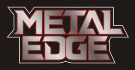 metal edge logo