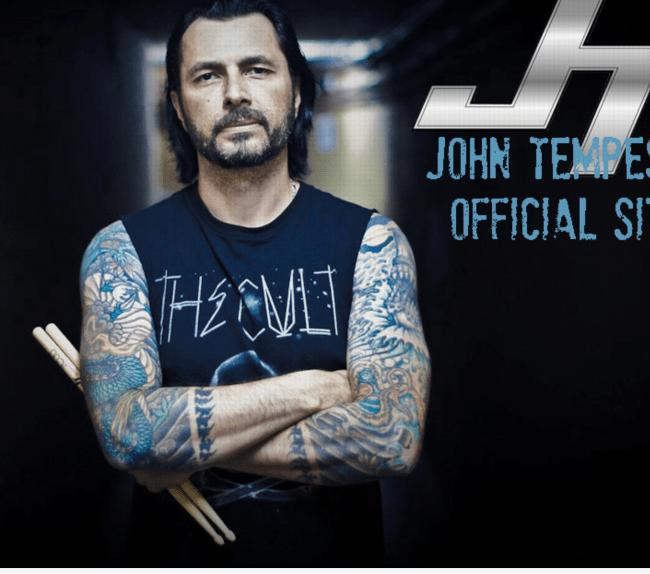 Drummer John Tempesta
