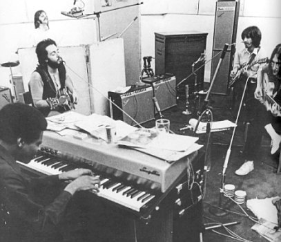 The Beatles with Billy Preston