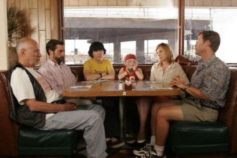 Little Miss Sunshine Cast