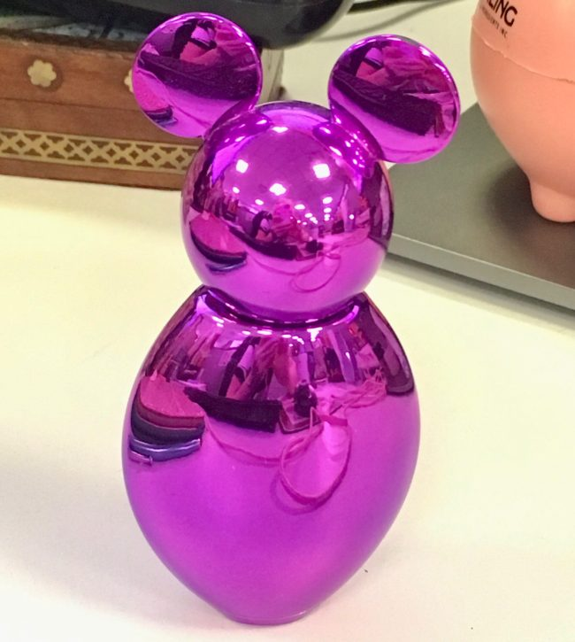 Kiddy Girl Perfume Bottle