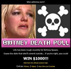 Don't Cry For Britney