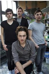 Four White Guys Who Are British