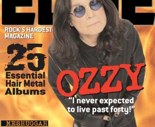 Ozzy Is Still Alive