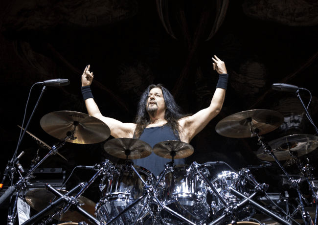 paul bostaph drummer