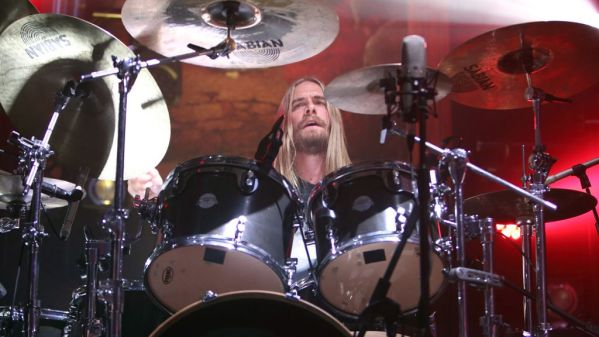 martin axenrot of opeth