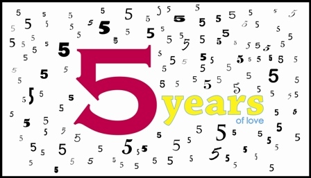 Five Years of Radness