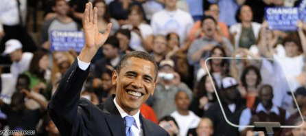 Hi President Obama!