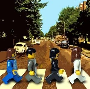 Abbey Legos