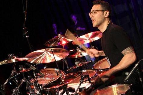 gil sharone drummer