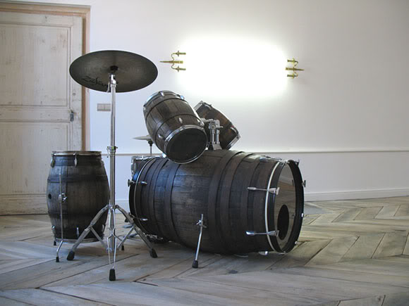 Barrel Drum Kit