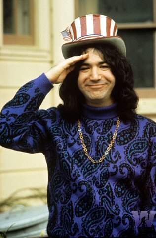 Jerry Garcia Young