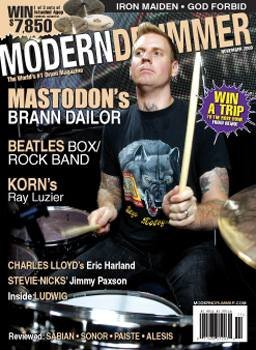 MD Nov 2009 Cover