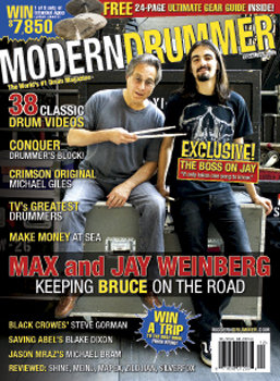 MD Cover Dec 2009