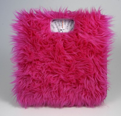 Pink Fuzzy Scale
