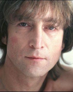 John Lennon Shoulders