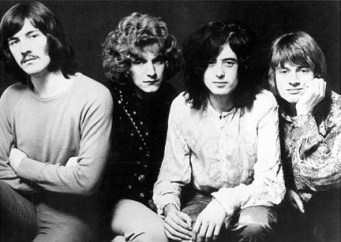 Led Zeppelin 1969 Promo