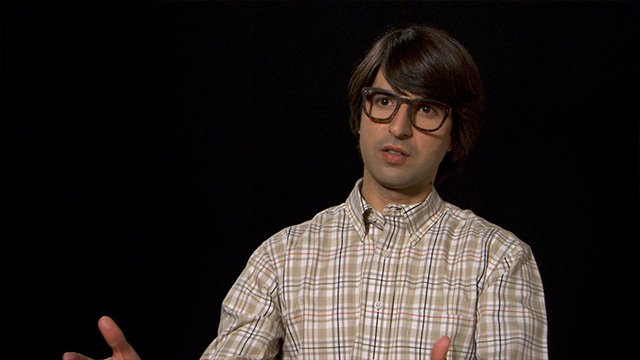 Demetri Martin Gay Foot