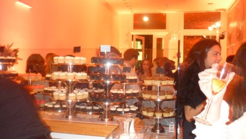 Georgetown Cupcake Opening Party