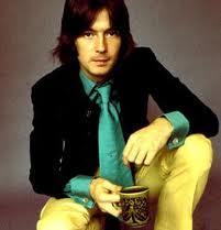 Eric Clapton Blue Tie