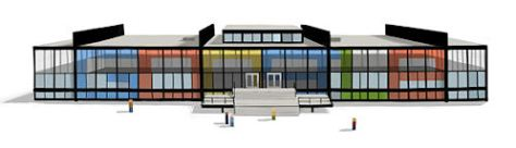 Google Doodle Honoring Mies Van De Rohe