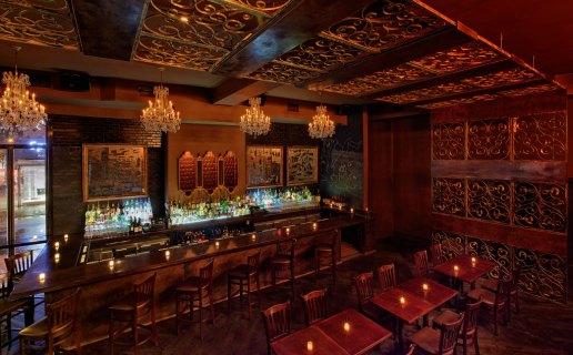 Interior Shot from DL Restaurant
