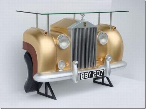 Rolls Royce Bar