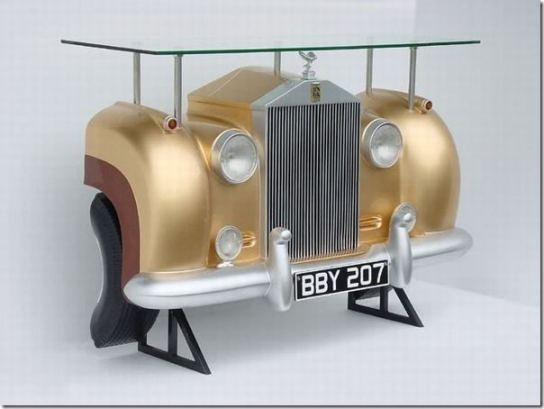 Rolls Royce Bar
