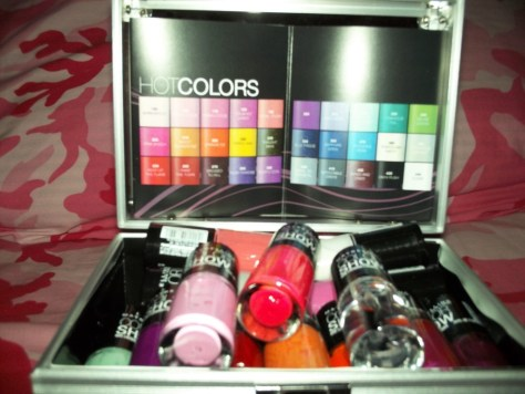 Color Show Nail Lacquer By Maybelline